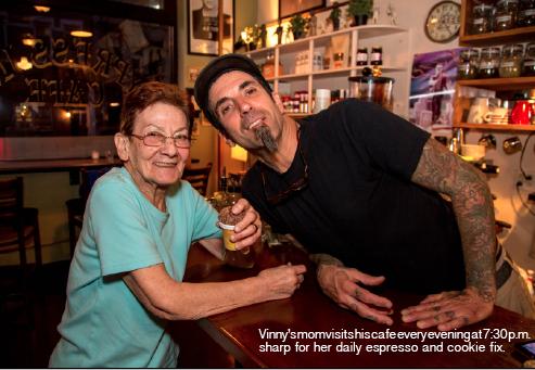 Cypress Inn Cafe